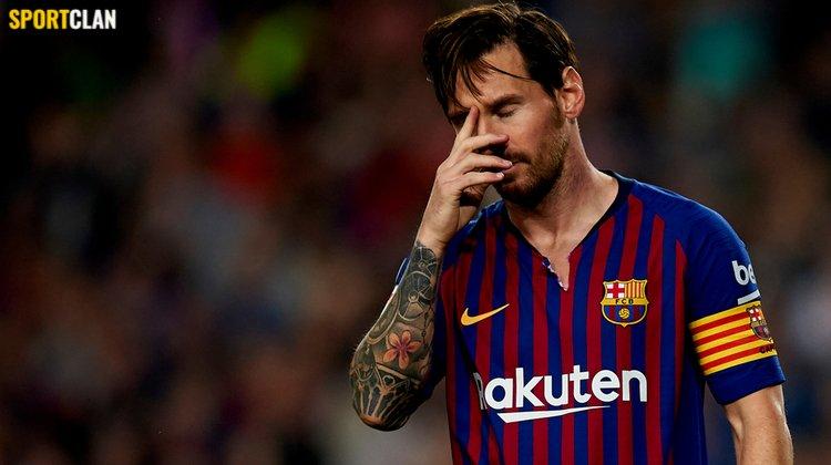 Его слёзы, его печаль: Месси из-за травмы может пропустить финал Суперкубка Испании