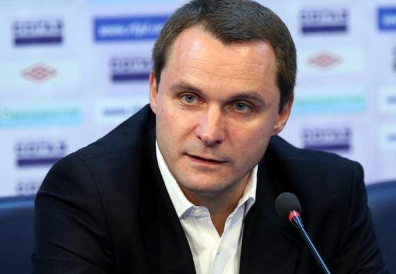 "Андрей Кобелев, бывший тренер ""Динамо"""