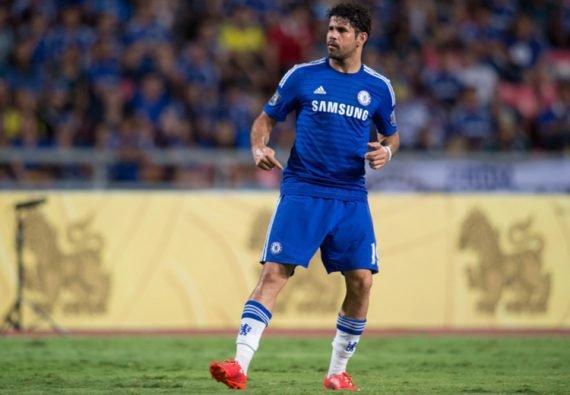Диего Коста Челси