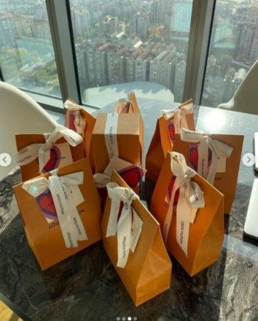 Покупки в Louis Vuitton Эрик Гафаров
