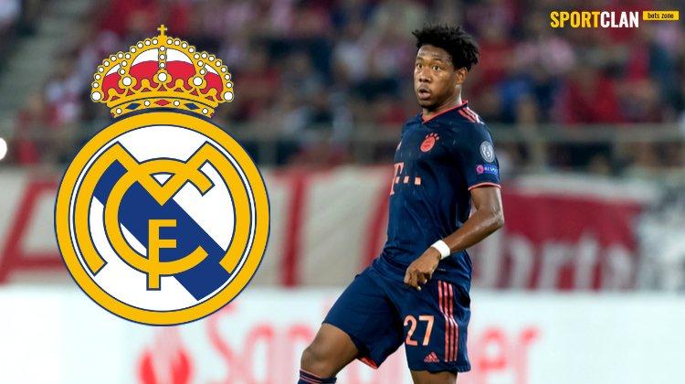 Давид Алаба перейдёт в «Реал» летом, его зарплата составит 11 млн евро в год