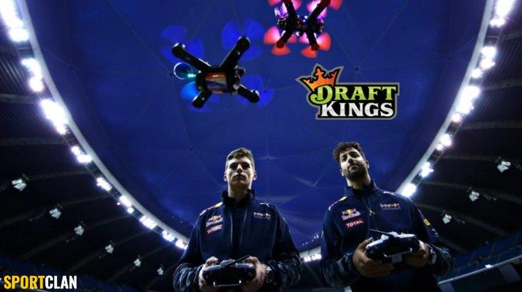 DraftKings предлагает делать ставки на гонки беспилотников