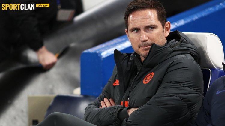 Фрэнк Лэмпард стал кандидатом на пост главного тренера молодёжной сборной Англии