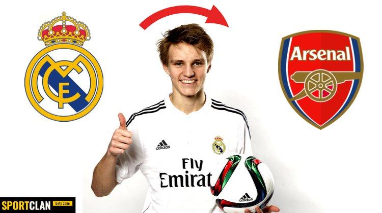 «Арсенал» арендовал Эдегора из «Реала». Что футболиста ждёт в Англии?