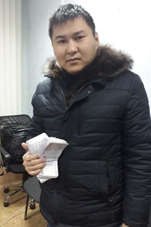 Мырзабай Шалбаев