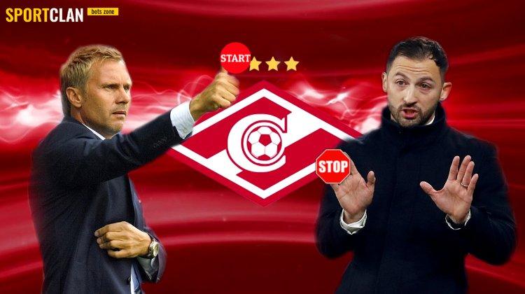 Вместо одного немца – другой: «Спартак» может возглавить Торстен Финк