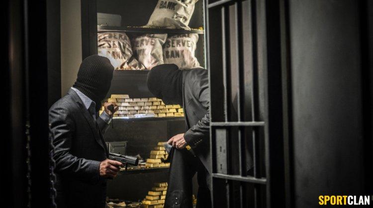 Ограбление казино в Корее: 300 кг денег пропали, 1100 камер ничего не зафиксировали