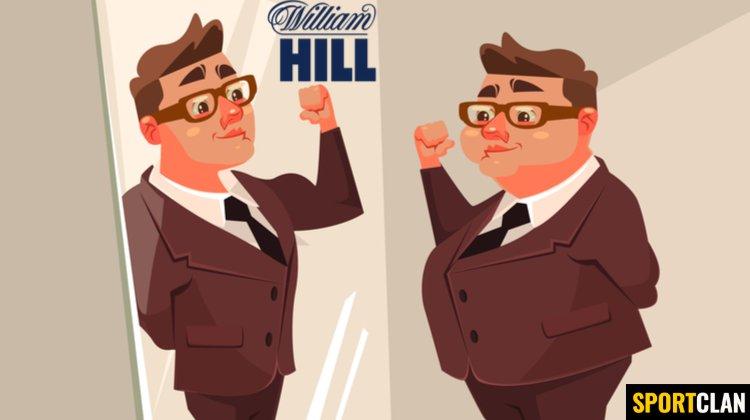 Букмекер William Hill помог похудеть британцу