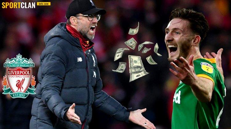 25-летний Бен Дэвис из «Престона» в шаге от перехода в «Ливерпуль» за $2,7 млн