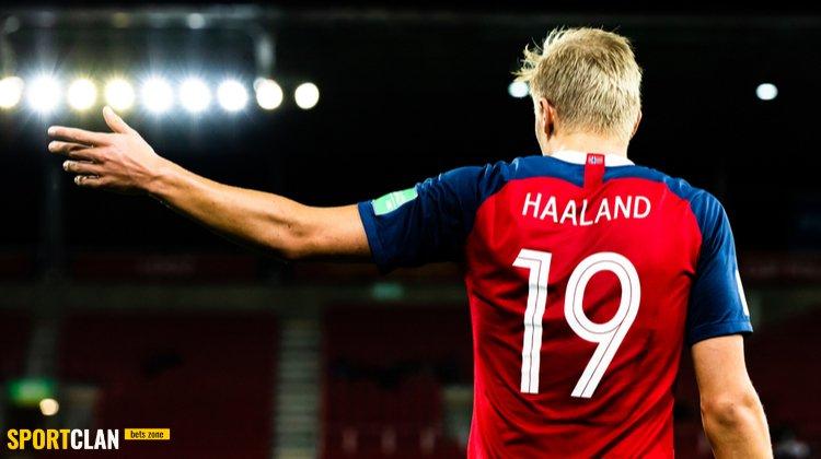 """Эрлинг Холанн хочет продолжить карьеру в """"Реале"""" или в """"Ман Сити"""""""
