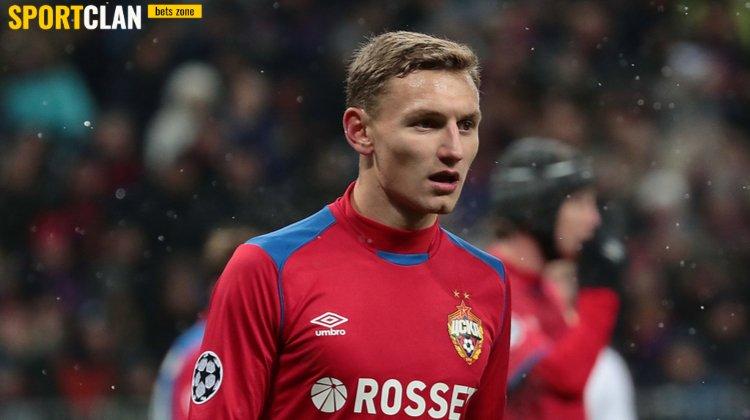 Чалов попал в десятку самых ярких талантов молодёжного Евро по версии The Athletic