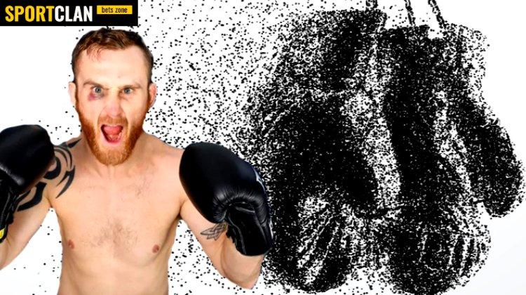 Ирландский боксёр отказывается выходить на ринг без логотипа PointsBet на шортах