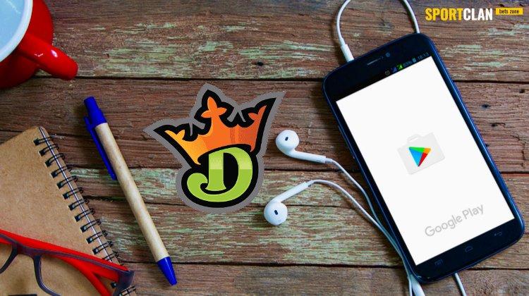 DraftKings первый в США запустил гемблинг-приложения в Google Play
