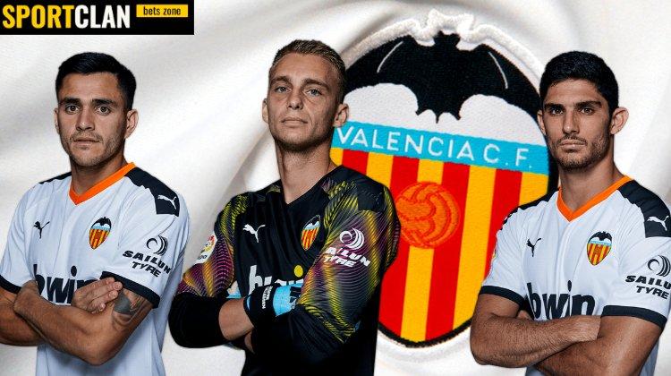 В целях экономии в «Валенсии» могут расстаться с Гедешем, Силлесcеном и Гомесом
