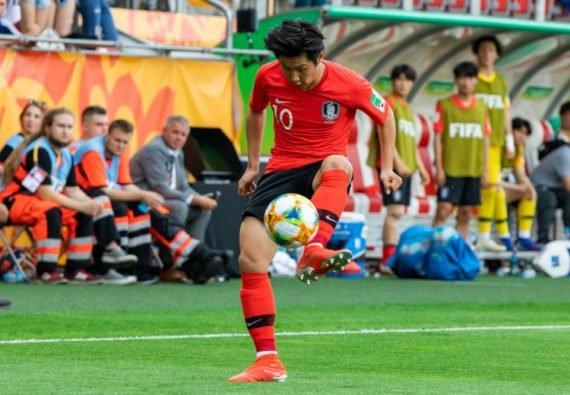 Ли Кан Ин Южная Корея