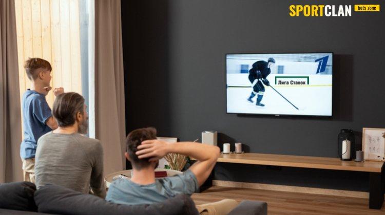 Трансляция ЧМ по хоккею на Матч ТВ пройдёт без рекламы БК Лига Ставок