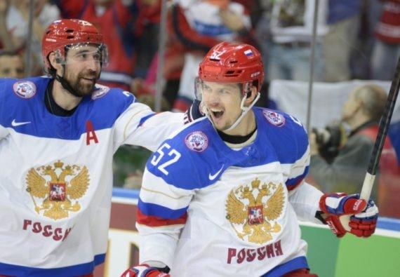 хоккей россия