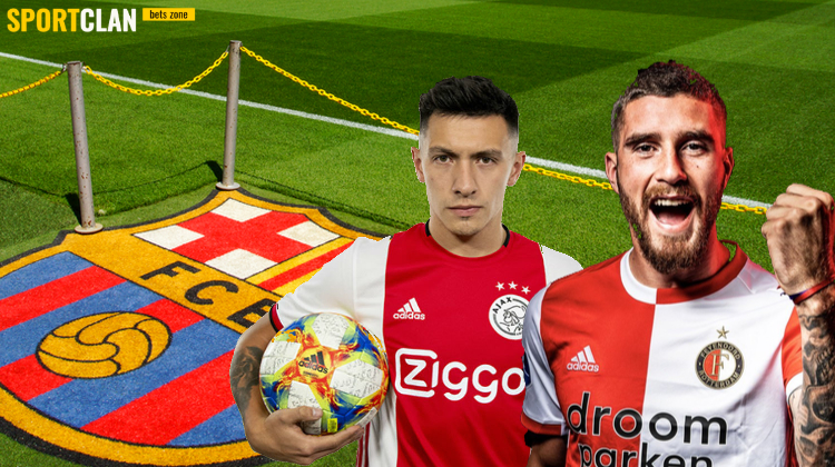 """""""Барселона"""" проявляет интерес к двум молодым игрокам из Нидерландов"""