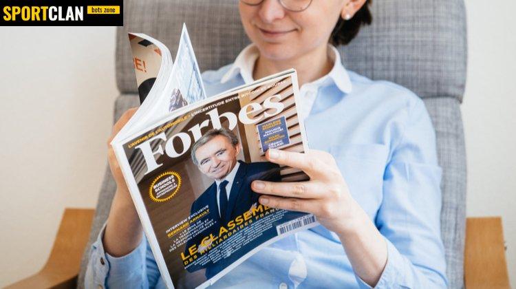 28 миллиардеров в новом списке Forbes представляют сферу гемблинга
