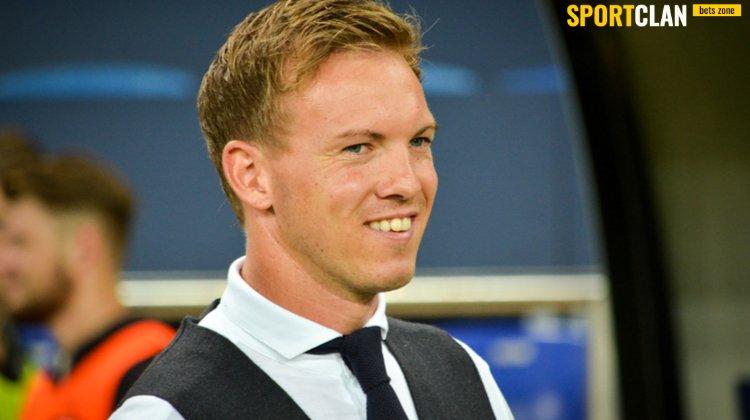 «Бавария» готова купить Нагельсманна у «РБ Лейпциг», но на тренера претендует и «Тоттенхэм»