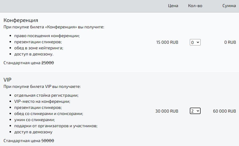 цены на RUSSIAN GAMING WEEK 2021