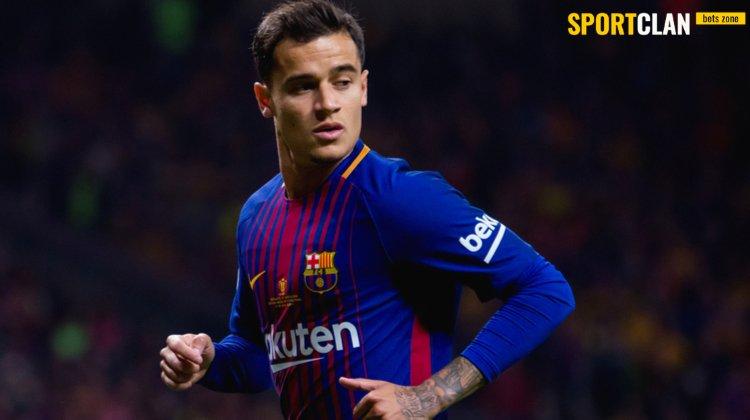 «Ливерпуль» может вернуть Коутиньо из «Барселоны»