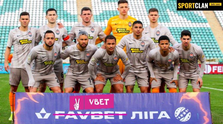Клубы УПЛ против БК Favbet в качестве титульного спонсора. Новым партнером станет БК Vbet
