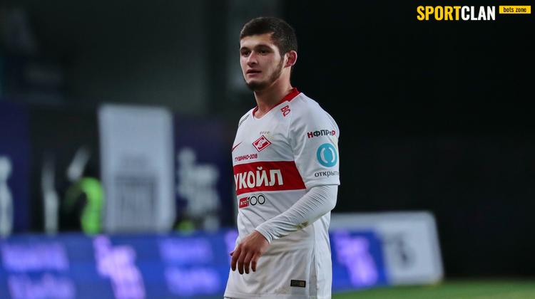 Гулиев покидает «Спартак». Он не играл с 2019 года