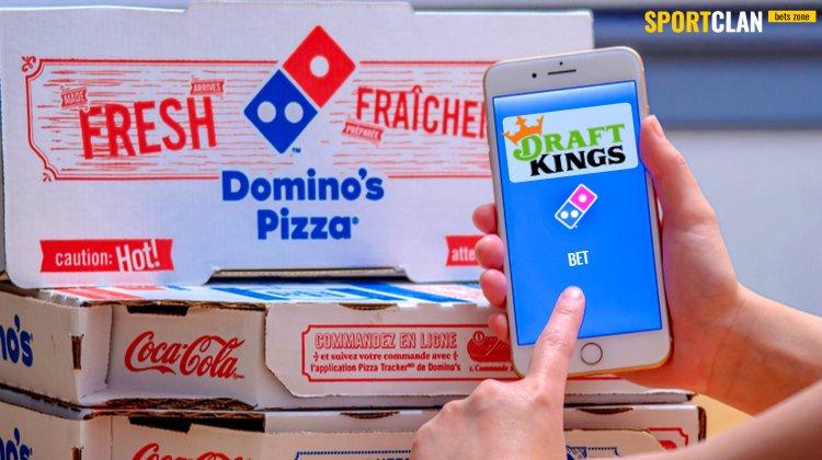 БК DraftKings принимает ставки на скорость доставки пиццы в Domino's