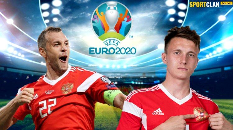 Дзюба и Головин стали лучшими игроками группового этапа Евро-2020 по двум показателям