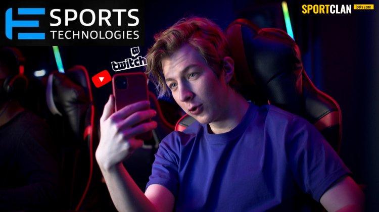 Esports Technologies создала технологию, позволяющую делать ставки на Youtube и Twitch