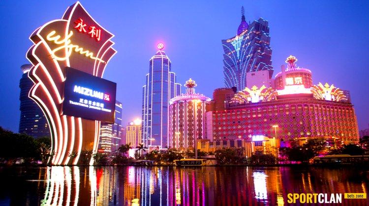 Из-за наплыва китайских туристов доходы гемблинга в Макао увеличились на 492%