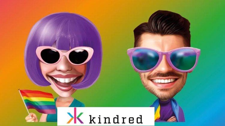 Компания Kindred впервые в индустрии гемблинга представила ЛГБТ-аватары для клиентов