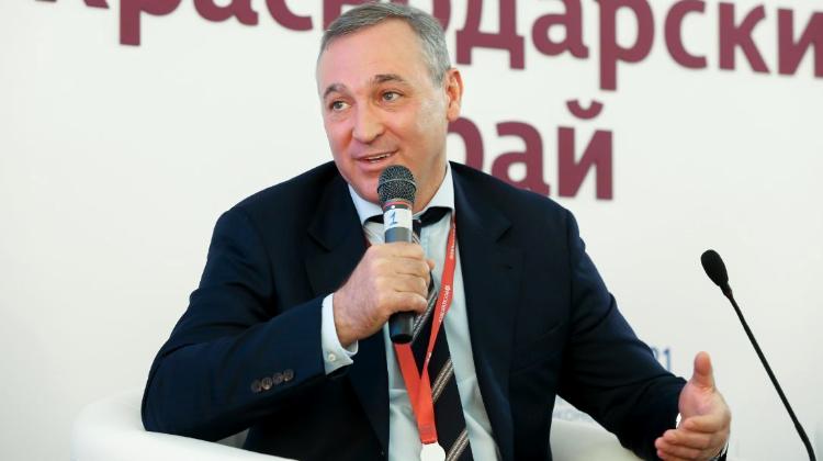 На форуме ПМЭФ, где выступал Путин, букмекеров представлял только президент Лиги Ставок