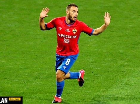ЦСКА – Локомотив<br> на 31 июля <br> от Тани Борге