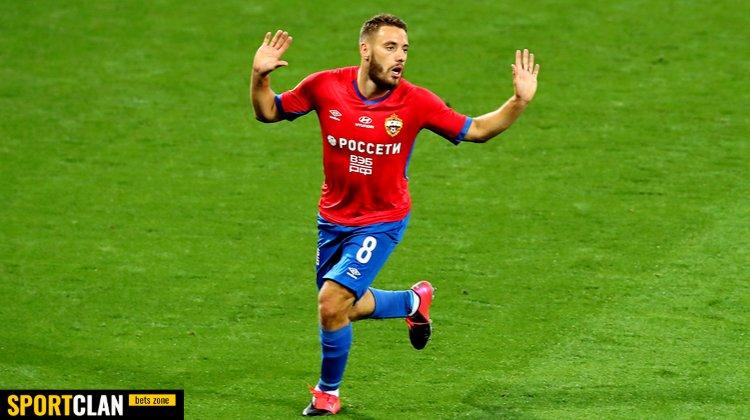 Пока Влашич прогрессирует в ЦСКА, в «Эвертоне» одумались и захотели его вернуть