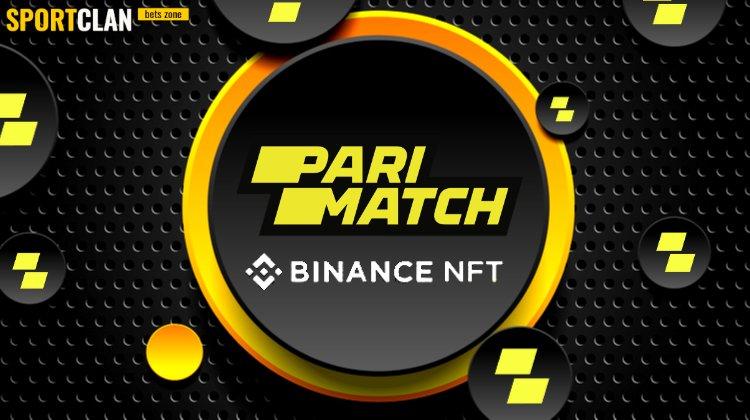 БК Parimatch продаст права на старую платформу в виде токенов NFT на новой бирже от Binance