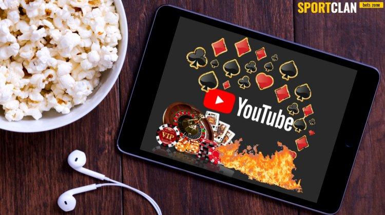 На главной странице Youtube больше не будут показывать рекламу гемблинга