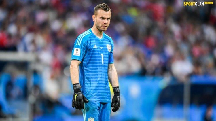 Акинфеев назвал причину, по которой не вернулся в сборную, несмотря на уговоры Черчесова