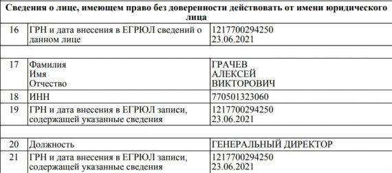гендиректор ЕРАИ Алексей Грачёв
