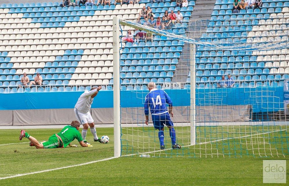 ворота на стадионе динамо киев