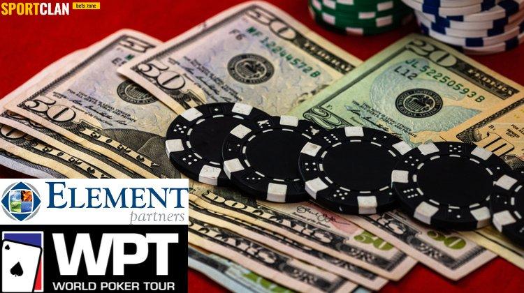Компания Element Partners выкупила бренд World Poker Tour за 105 млн долларов