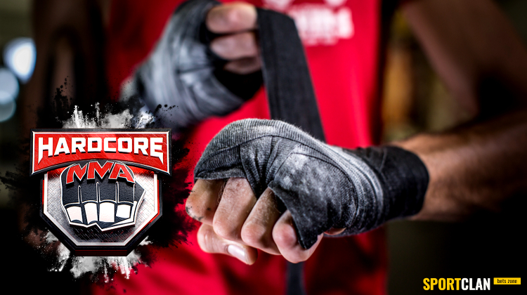 БК Олимп взяла под спонсорское крыло бойцовский промоушен Hardcore FC