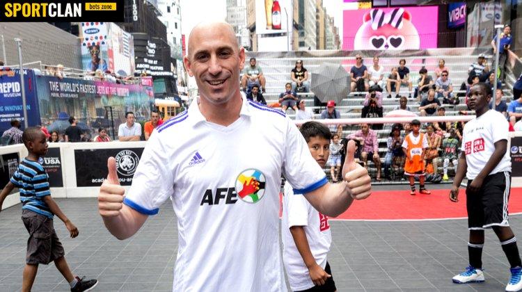 Президент федерации футбола Испании предлагает проводить матчи Ла Лиги за границей