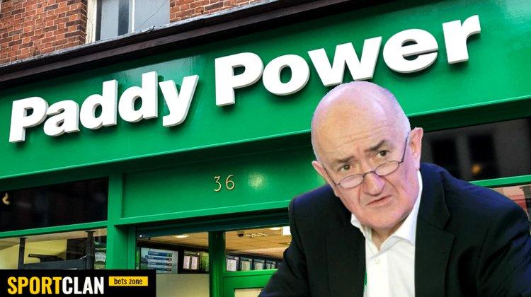 Экс-СЕО БК Paddy Power сожалеет, что был частью букмекерского бизнеса