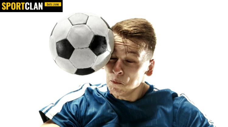 В английском футболе установят лимит на сильные удары головой по мячу
