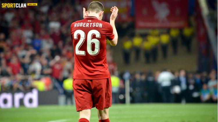 «Ливерпуль» продлил контракт с Эндрю Робертсоном до 2026 года