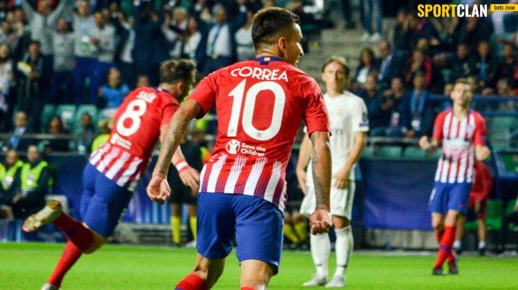 Marca: после ухода Месси лучшей «десяткой» Ла Лиги может стать Корреа из «Атлетико»