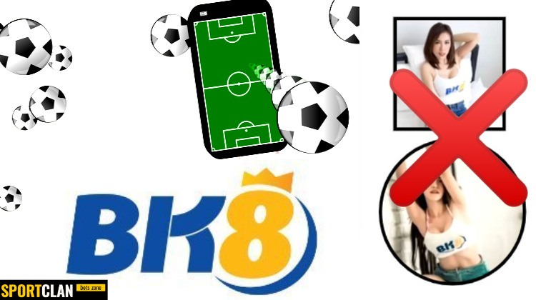 Букмекер BK8 отказался от эротики в пользу благотворительности и женского футбола