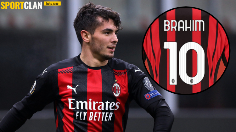 Браим Диас начнёт новый сезон в «Милане» под десятым номером